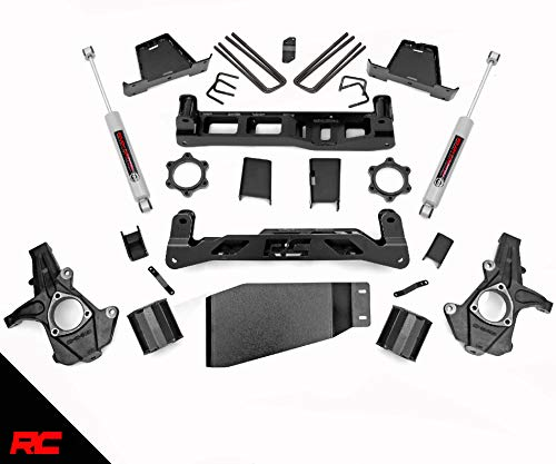 6 in lift kit for jeep - 9
