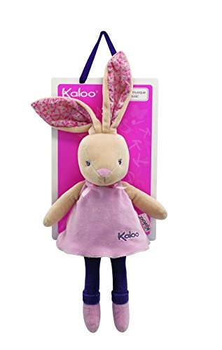 Kaloo Petite Musical Plush Rabbit