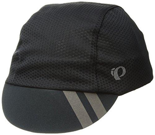 Pearl iZUMi Transfer Lite Cyc Cap, Black, - Ride Black Cap