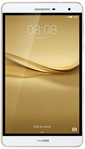 【日本正規代理店品】Huawei Mediapad T2 7 Pro LTE (Android 5.1/7inch/MSM8939 Octa-core)ホワイト PLE-701L-WHITE B01H6LT290 ゴールド ゴールド