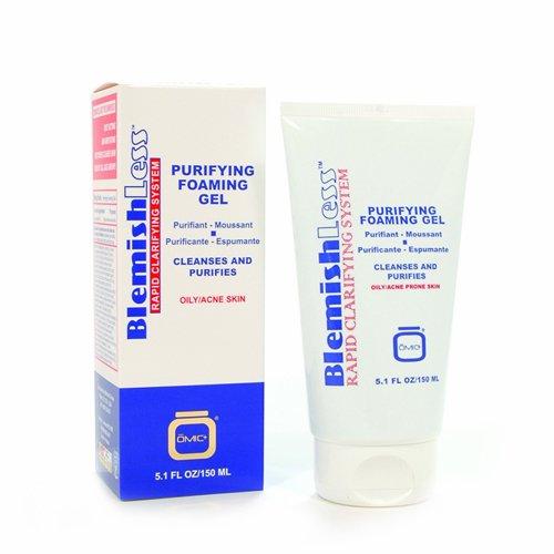 OMIC Blemishless Purifying Gel for Acne Prone Skin, 150 ml