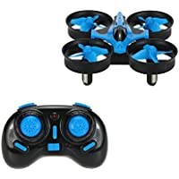 JJRC H36 Mini UFO Helicopter Drone 2.4G 4CH 6 Axis Headless Mode Remote Control RC Quadcopter Drone