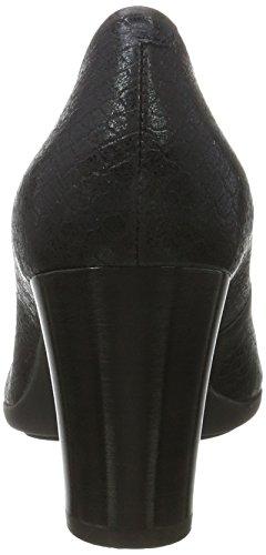 Geox Womens Annya 8 Robe Pompe Noire