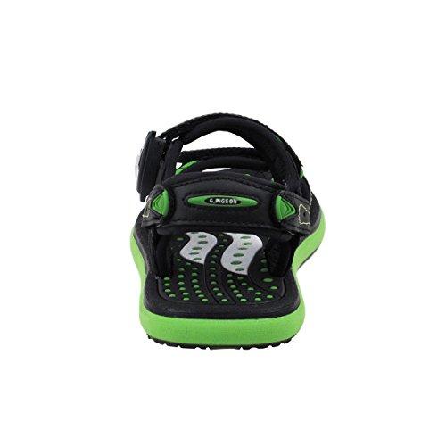 Oro Piccione Scarpe Gp9149 Sandalo Sportivo Per Sport Acquatici Duraturo Con Chiusura A Scatto Facile Per Uomo Donna Bambini Verde 9149