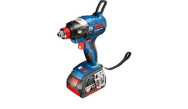 Bosch GDX 18 V-EC - Sin escobillas conductor profesional de impacto a batería: Amazon.es: Bricolaje y herramientas