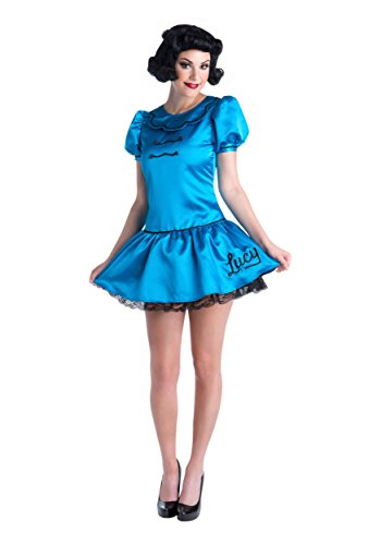 Women's Deluxe Lucy Costume Large -