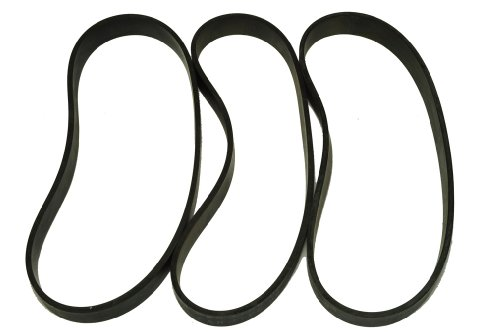 (Panasonic Upright Vacuum Cleaner Belts, Type UB, 3 belts in pack)