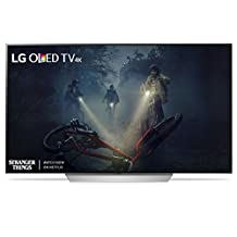 "LG Electronics OLED65C7P 65"" 4K Ultra HD Smart OLED TV (2017 Model)"