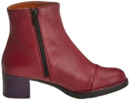 Kunst Damer Bristol Korte Støvler Violet (stjerne Cerise) kZtsCvTW