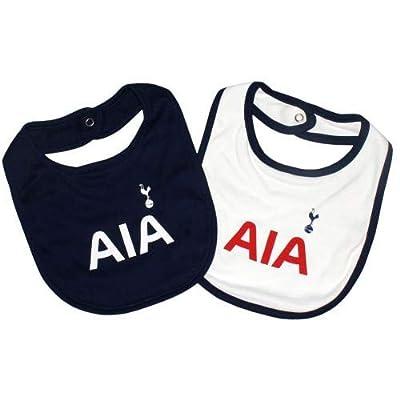 Tottenham Hotspur FC Authentic EPL Baby Bibs 2 Pack