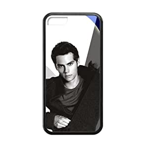 iPhone 5c Case, [dylan o'brien] iPhone 5c Case Custom Durable Case Cover for iPhone5c TPU case (Laser Technology)