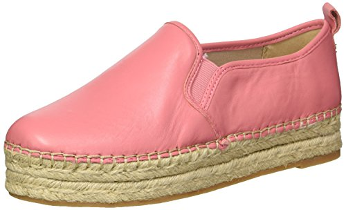 Sam Edelman Scarpa Da Donna Sneaker Rosa Espadrillas Carrin Platform