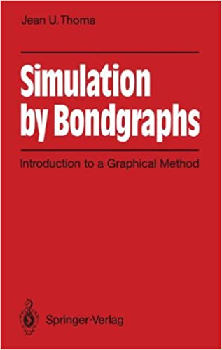 Book Simulation by Bondgraphs: Introduction to a Graphical Method