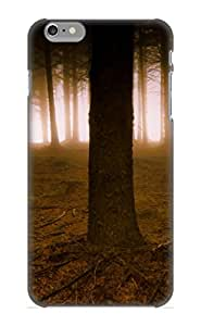 New Pine Trees Forest Tpu Case Cover, Anti-scratch Lbcpcc-4627-thjwqkf Phone Case For Iphone 6 Plus With Design