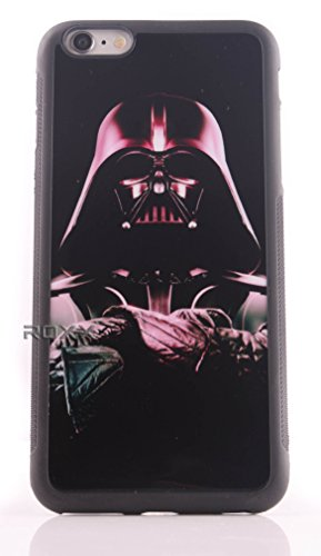 (iPhone 6(4.7) 6s-Darth Vader) iPhone 6 (4.7) 6s ROXX Star Wars case with Rubber Grip Sides