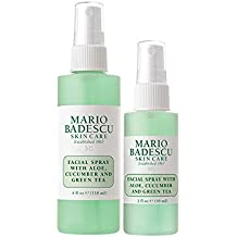 Mario Badescu Facial Spray with Aloe, Cucumber & Green Tea Duo, 2 oz. & 4 oz.