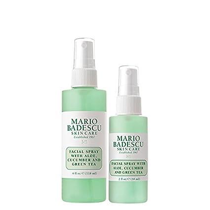 Mario Badescu Skin Care Facial Spray With Aloe Cucumber And Green Tea