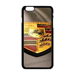 QQQO Porsche sign fashion cell phone case for iPhone 6 plus 6 Kimberly Kurzendoerfer