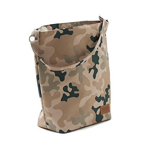 Bicicleta Portaequipajes Mano Bags 2 Bag 1 Sand De Camuflaje Bolso Shopper Camuflage C 2 2 4qYwXY