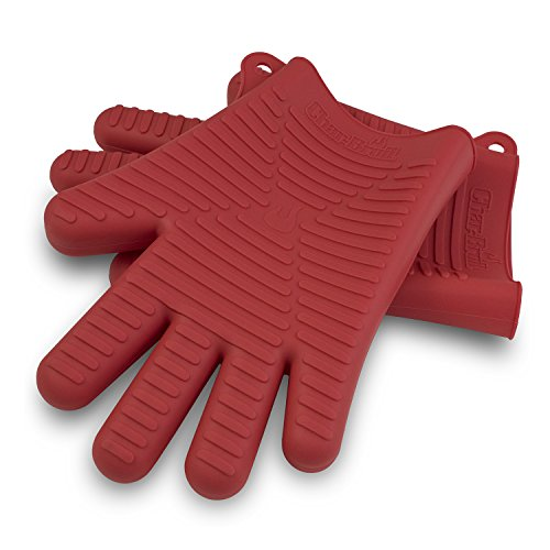 Char Broil Comfort Molded Silicone Grilling Gloves product image