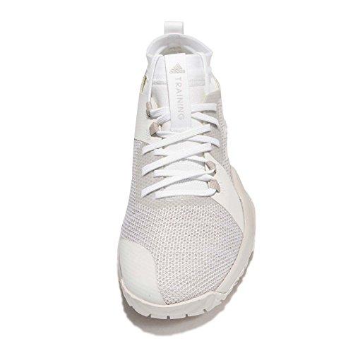 Womens Adidas Crazytrain Pro 3.0 Trf W, Ftwwht / Ftwwht / Chapea Ftwwht / Ftwwht / Chapea