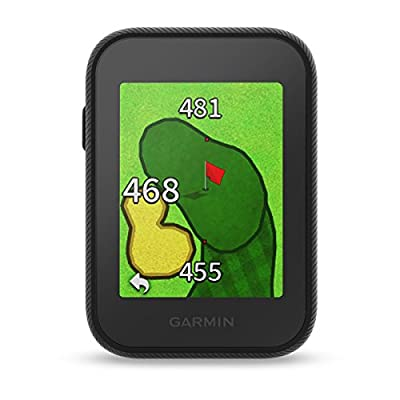 Garmin Approach G30, Handheld Golf GPS with 2.3-inch Color Touchscreen Display by Garmin