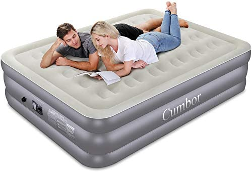 Cumbor Mattress Built Inflatable Technology product image