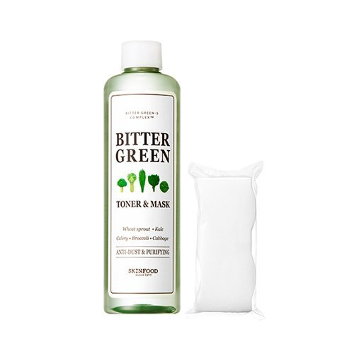 Skin-Food-Bitter-Green-Toner-Mask