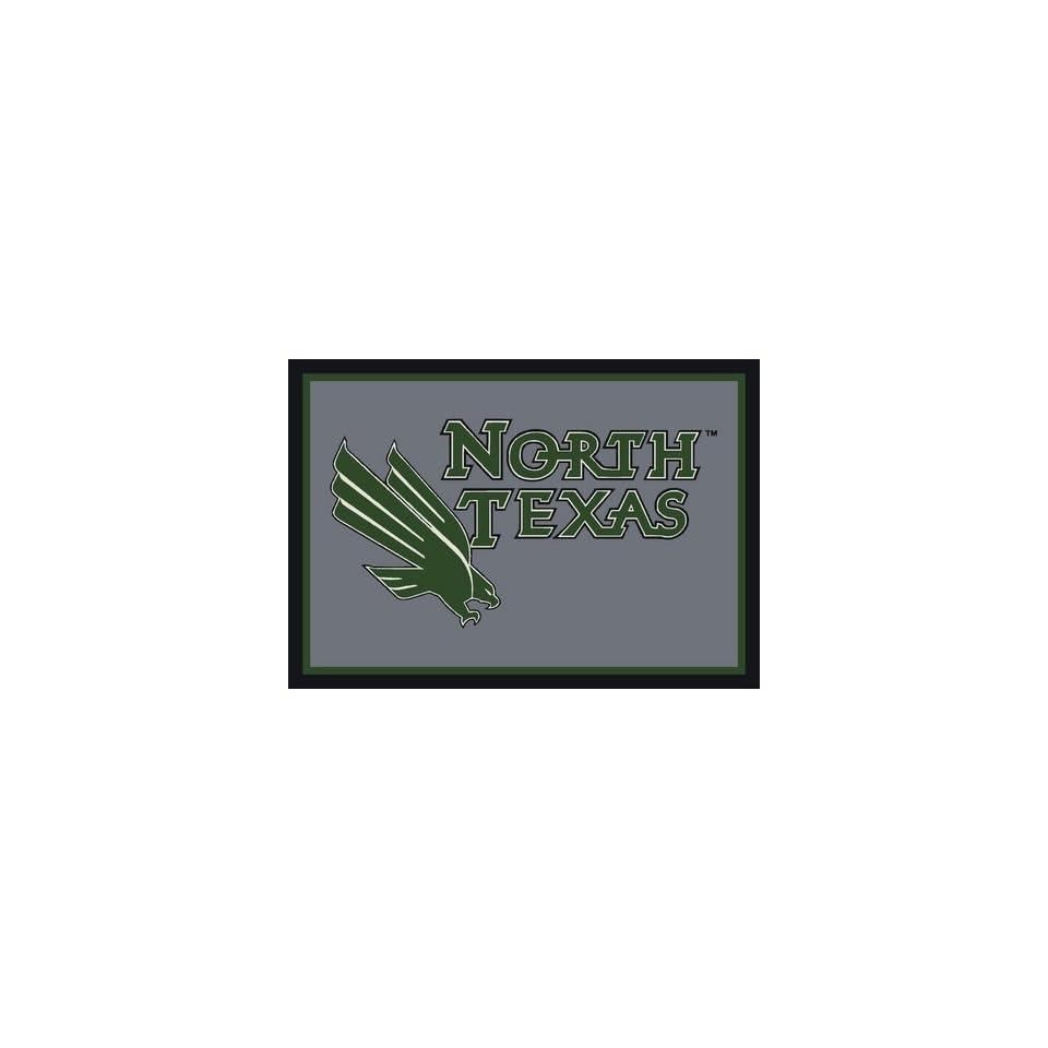 North Texas Mean Green 5 x 8 Team Door Mat Sports