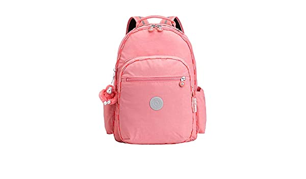 Amazon.com | kipling SEOUL GO Large Backpack Pink F Light | Kids Backpacks