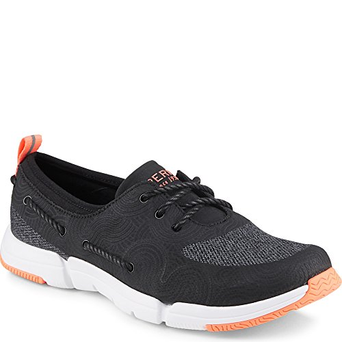 Grigio Sneaker Paul Scuro Di Sperry Ripple Punta n1XXRqC