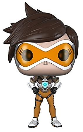 Tracer 9298 Accessory Toys /& Games Overwatch Action Figure Games Funko Pop