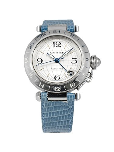 Cartier Pasha GMT Automatic automatic-self-wind womens Watch 2377 (Certified Pre-owned)