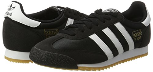 Noir Black Sneakers core 0 footwear White gum Homme Adidas Og Basses Dragon EXx7q7S