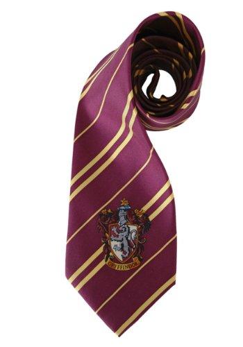 elope Lu2380 Harry Potter Necktie, (Harry Potter Tie)