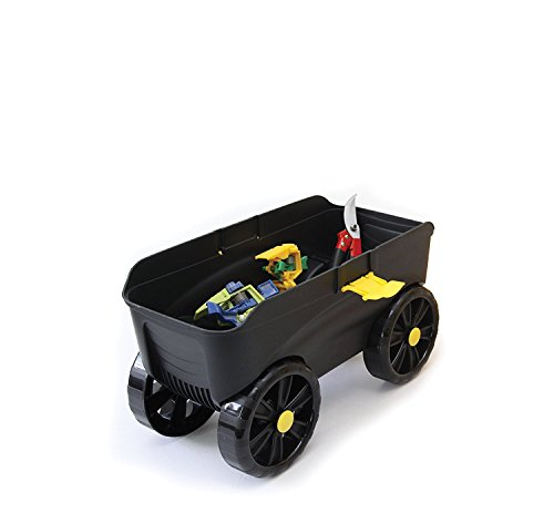 Miracle Gro 4 In 1 Garden Stool Multi Use Garden Scooter