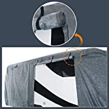 KING BIRD Upgraded Class A RV Cover, Extra-Thick