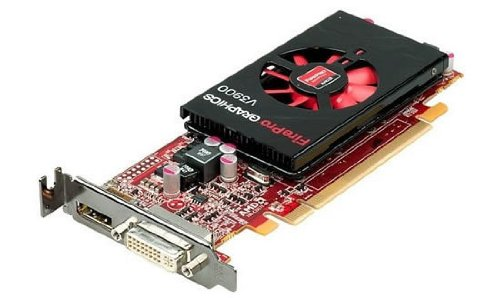 - FirePro V3900 Graphics Card Low Profile 1 GB DDR3 SDRAM (100-505637)