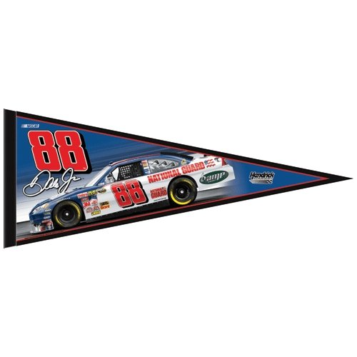 WinCraft NASCAR Dale Earnhardt Jr. 12x30 Classic Pennant, One Size, Team Color