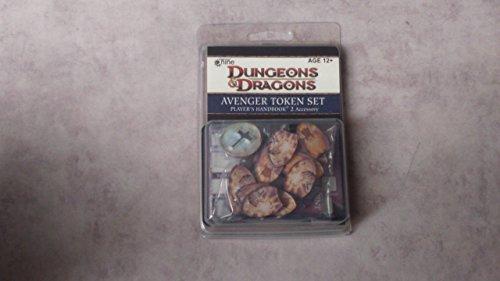 Avenger Token Set Dungeons & Dragons (Status Token Set)
