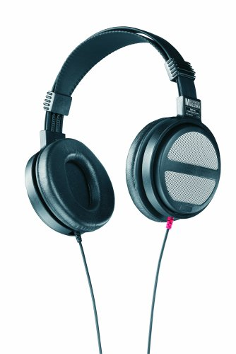 German Maestro GMP 435 S High Performance 35 Ohm Headphones by German Maestro