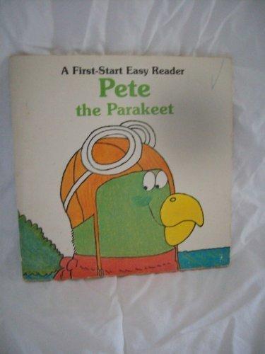 First Parakeet - 4