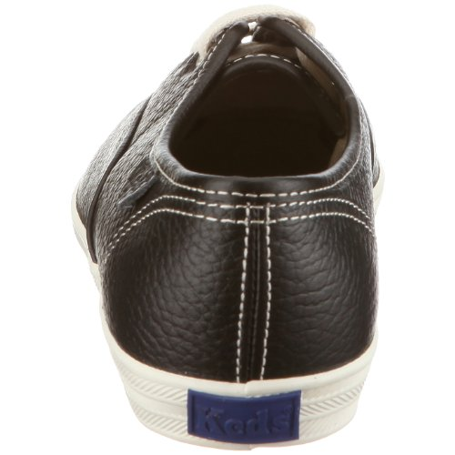 Keds Champion Basics Leather Sneakers Black tt20One