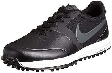 NIKE Golf Men's Lunar Mont Royal High Performance Golf Shoe, Black/Summit White/Anthracite, 8.5 D(M) US