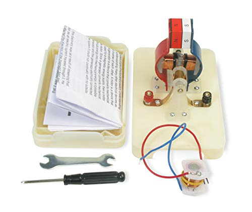 American Educational 7-1847 Miniature Motor Model, 5-1/2