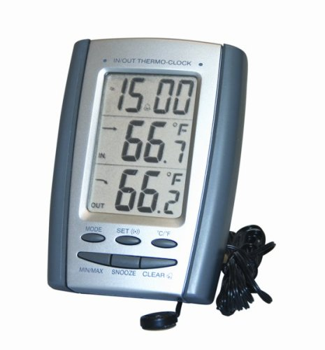 General Tools DT898P Outdoor Thermometer