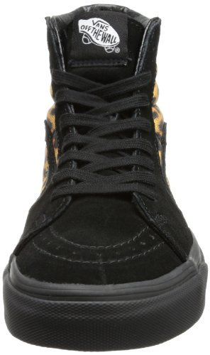 Mixte Schwarz hi Basket leopard leopard Noir black Adulte Vans Black Sk8 U Black YxwqzgETnZ