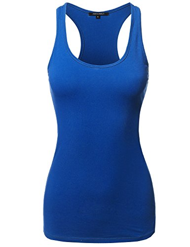 Royal Blue Tank Top - 6