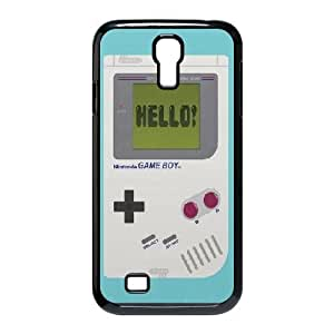 Samsung Galaxy S4 Case Les Temps Modernes Gameboy Nursery, - [Black] Jumphigh