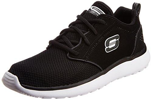 Sneakers Homme Noir Blanc Counter Skechers Part q6vStg